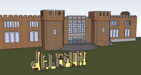 deltion logo